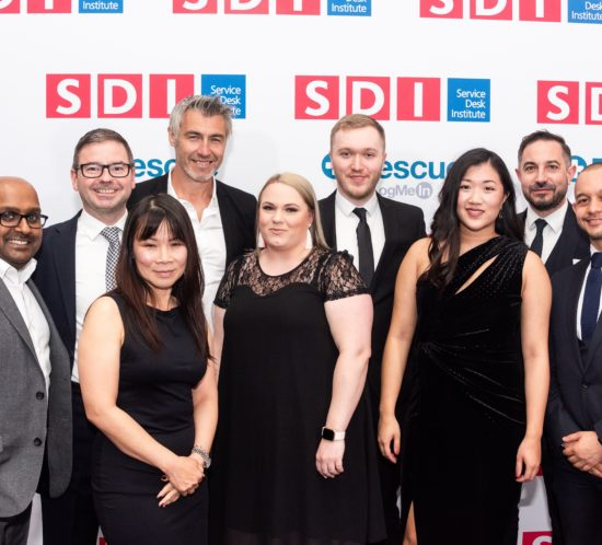 Support Tree team at SDI Awards 2019